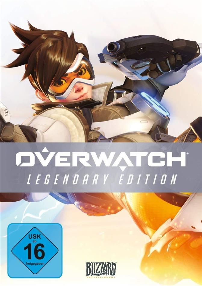 Overwatch (German Legendary Edition)