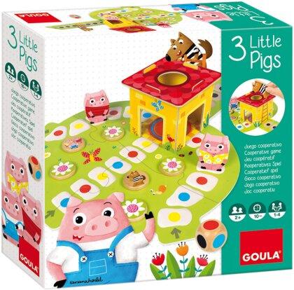 3 kleine Schweinchen (Kinderspiel)