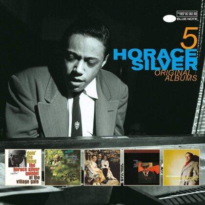 Horace Silver - 5 Original Albums (5 CDs)