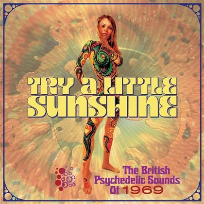 Try A Little Sunshine - The British Psychedelic Sounds Of 1969 (Clamshell Boxset, 3 CDs)