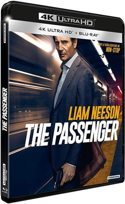 The Passenger (2018) (4K Ultra HD + Blu-ray)