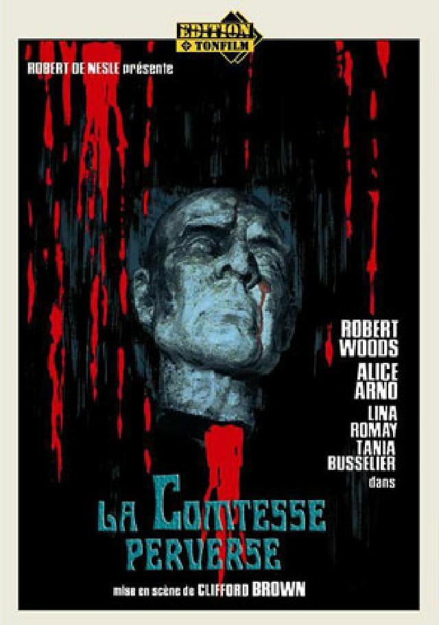 La comtesse perverse (1974) (Limited Edition, Uncut, 2 DVDs)