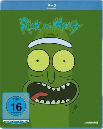 Rick and Morty - Staffel 3