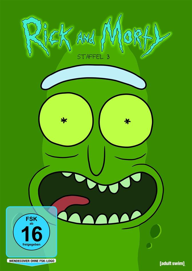 Rick And Morty Staffel 3 Auf Deutsch