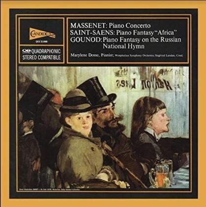 Dosse & Charles François Gounod (1818-1893) - Piano Concerto