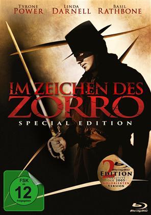 Im Zeichen des Zorro (1940) (2 Blu-rays)