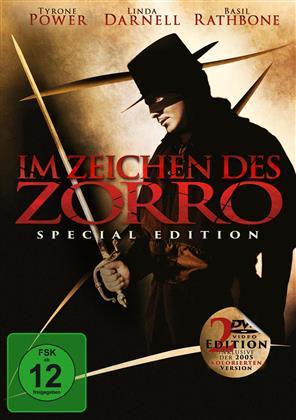Im Zeichen des Zorro (1940) (2 DVDs)