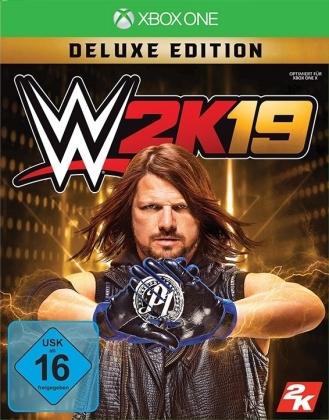 WWE 2K19 (German Deluxe Edition)