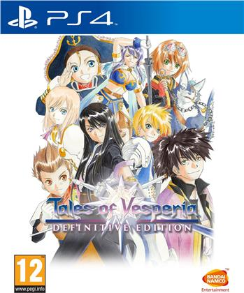 Tales of Vesperia (Definitive Edition)