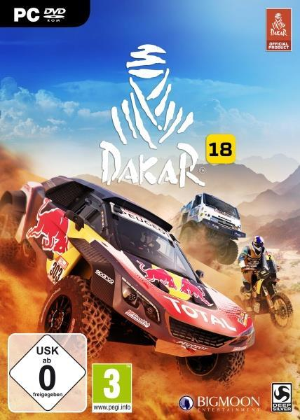Dakar 18 (Day One Edition)