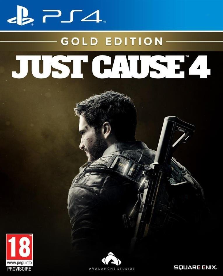 Just Cause 4 (Gold Édition)