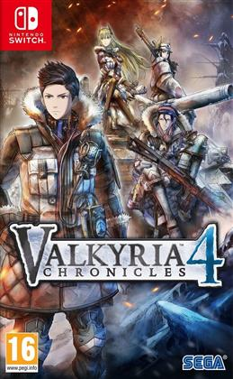 Valkyria Chronicles 4 (Limited Edition)