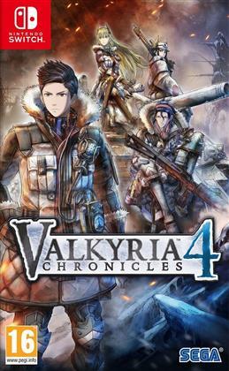 Valkyria Chronicles 4 (Édition Limitée)