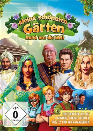 GaMons - Meine schönsten Gärten - Rund um die Welt
