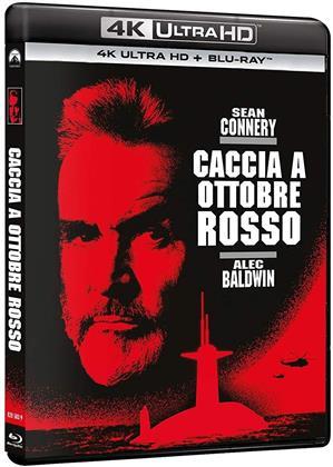 Caccia a ottobre rosso (1990) (4K Ultra HD + Blu-ray)