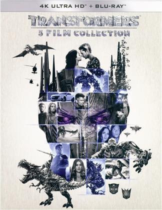 Transformers 1-5 (5 4K Ultra HDs + 5 Blu-ray)