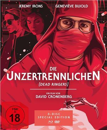 Die Unzertrennlichen (1988) (Mediabook, Blu-ray + 2 DVDs)