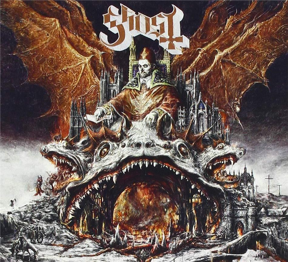 Ghost (B.C.) - Prequelle (Bonustracks, Digipack)