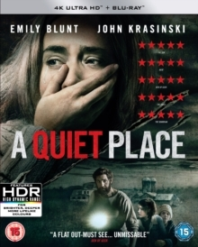 A Quiet Place (2018) (4K Ultra HD + Blu-ray)