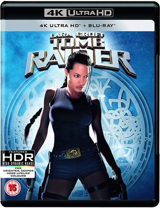 Lara Croft: Tomb Raider (2001) (4K Ultra HD + Blu-ray)