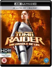 Lara Croft: Tomb Raider 2 - The Cradle of Life (2003) (4K Ultra HD + Blu-ray)