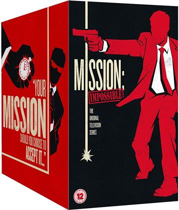 Mission: Impossible - The Original Television Series (46 DVDs)