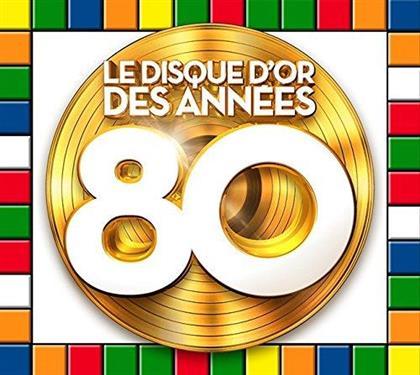 Le Disque D'Or Des Années 80 (5 CDs)