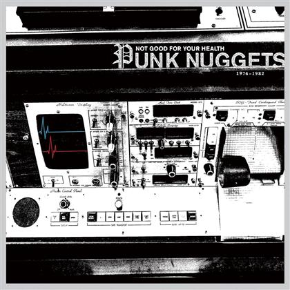 Not Good For Your Health:Punk Nuggets 1974-1982 (2 LPs)
