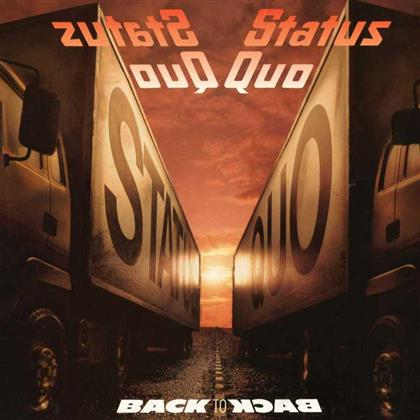 Status Quo - Back To Back (2018 Reissue, Deluxe Edition, 2 CDs)