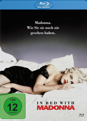 In bed with Madonna (1991)