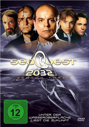 SeaQuest 2032 - Staffel 3 (4 DVDs)