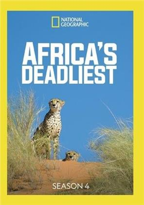 National Geographic - Africa's Deadliest - Season 4
