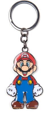 Porte-clef Métal - Mario - Nintendo - 4 cm