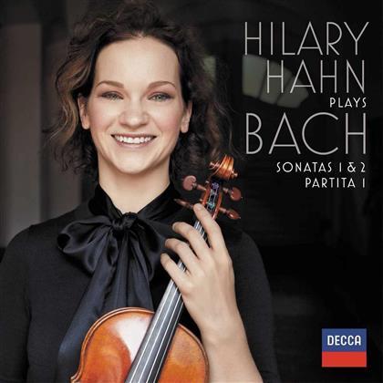 Johann Sebastian Bach (1685-1750) & Hilary Hahn - Violinsonaten Nr. 1 & 2 / Partita Nr. 1
