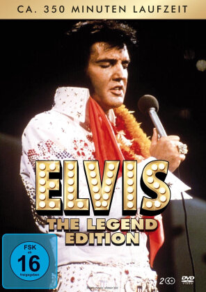 Elvis - The Legend Edition (2 DVDs)