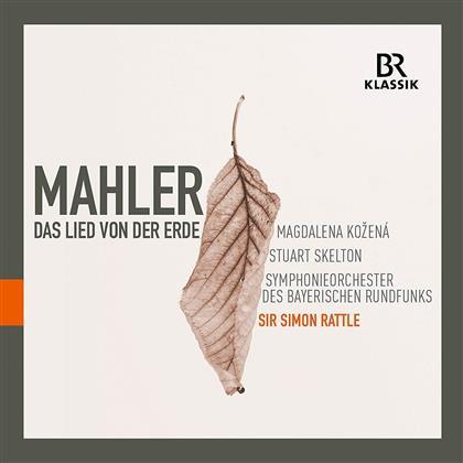 Gustav Mahler (1860-1911), Sir Simon Rattle, Magdalena Kozena & Symphonieorchester des Bayerischen Rundfunks - Das Lied Von Der Erde
