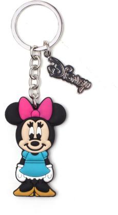 Porte-clef Rubber - Minnie Mouse - Disney - 5 cm
