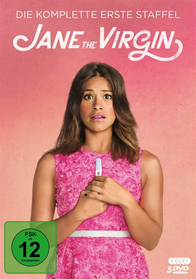 Jane the Virgin - Staffel 1 (5 DVDs)
