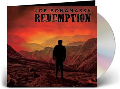 Joe Bonamassa - Redemption (Deluxe Hardcover Edition, Digibook)