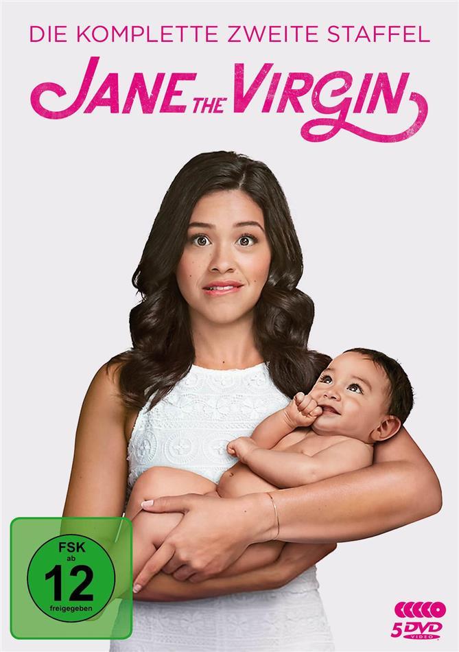 Jane the Virgin - Staffel 2 (5 DVDs)