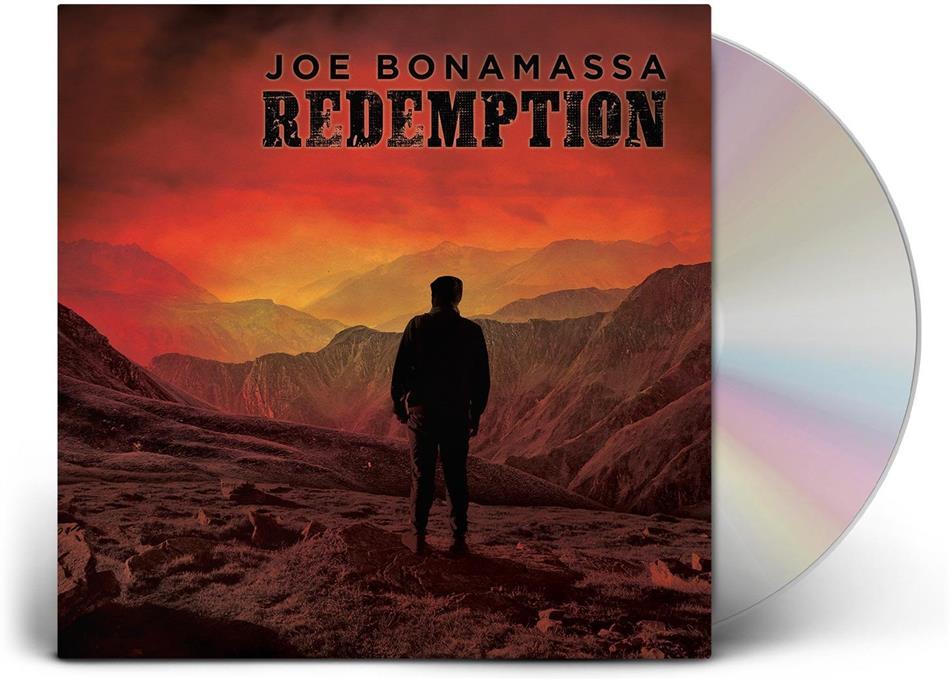 Joe Bonamassa - Redemption (Jewelcase)