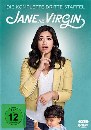 Jane the Virgin - Staffel 3 (5 DVDs)