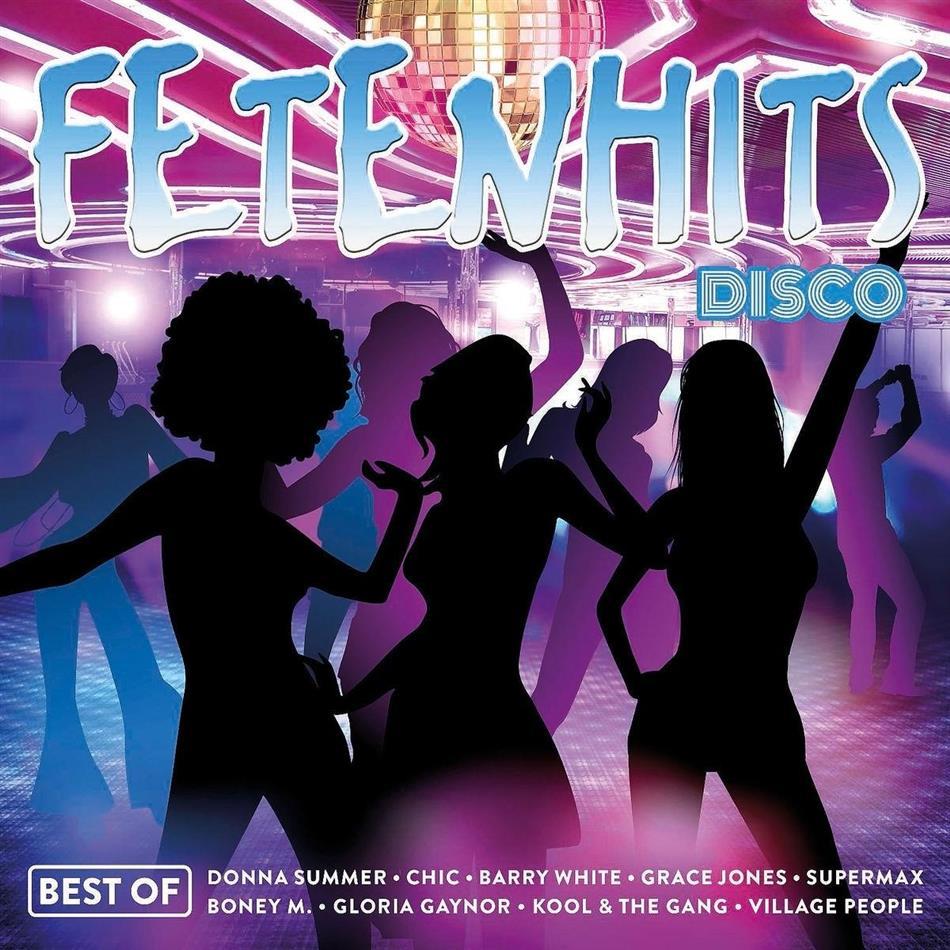 Fetenhits - Disco - Best of (3 CDs)