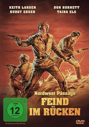 Nordwest Passage - Feind im Rücken (1960)