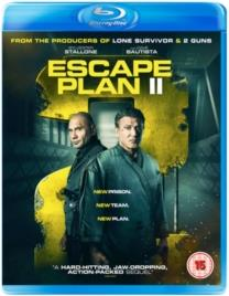 Escape Plan 2 (2018)