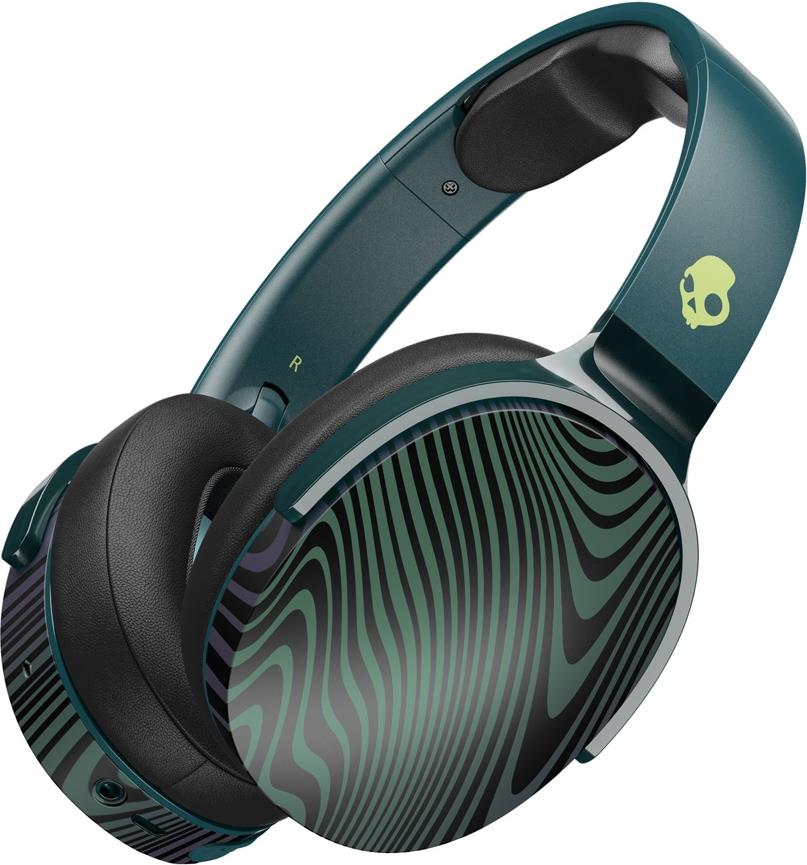 Skullcandy Hesh 3 Wireless Over-Ear - Headphones (Psycho Tropical)