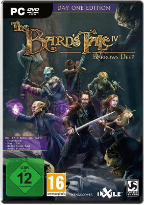 The Bard's Tale IV - Barrows Deep (Day One Edition)