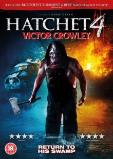 Hatchet 4 - Victor Crowley (2017)