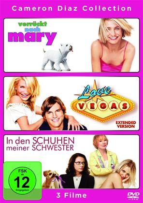 Cameron Diaz Collection - Verrückt nach Mary / Love Vegas / In den Schuhen meiner Schwester (3 DVDs)