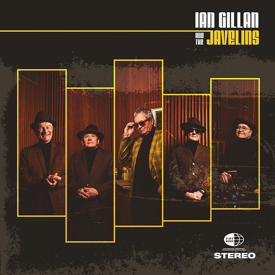 Ian Gillan & The Javelins - --- (LP)